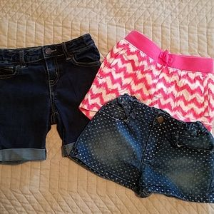Other - Bundle of Girls Shorts